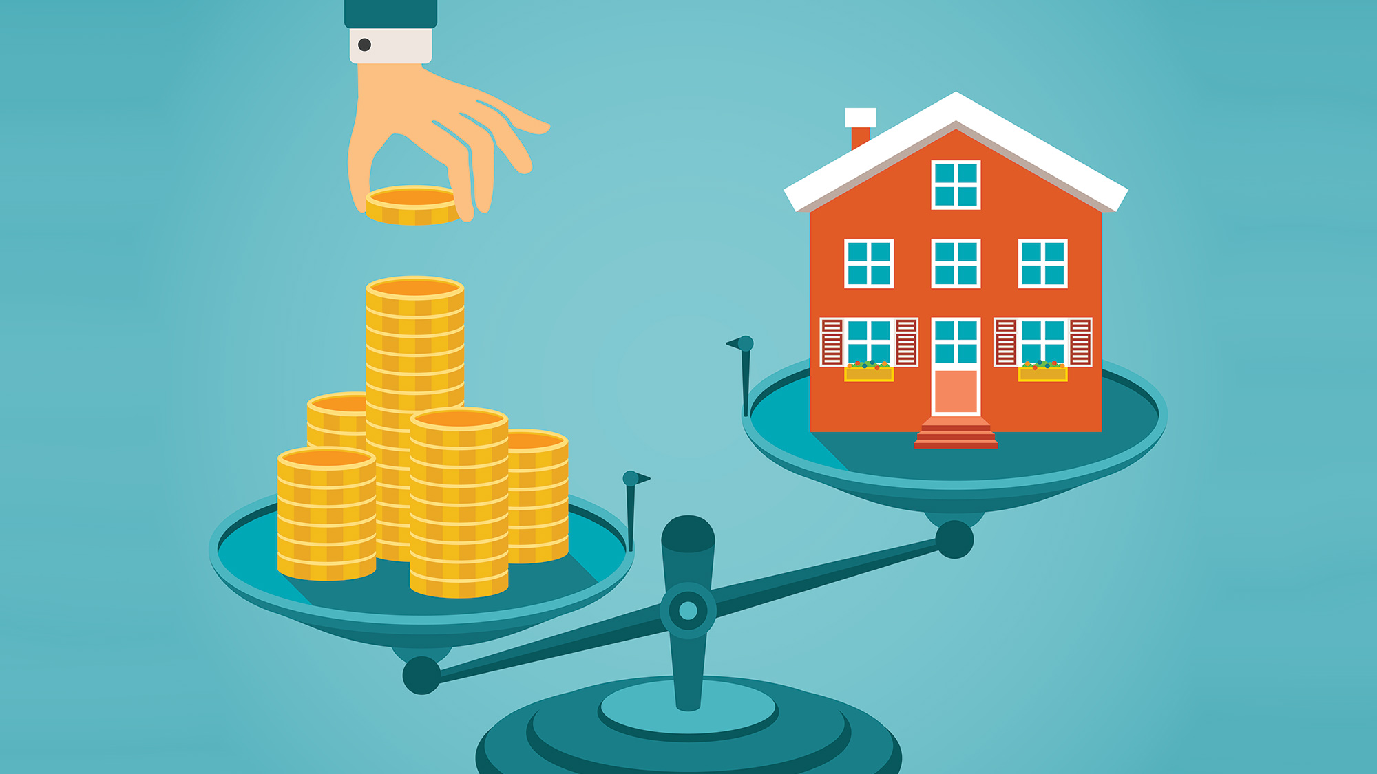 So You Wanna Buy a House? Step 2: The Down Payment – Real Estate News and Advice – realtor.com